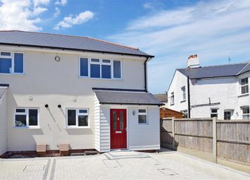 Thumbnail 3 bed semi-detached house for sale in Grafton Rise, Herne Bay, Kent