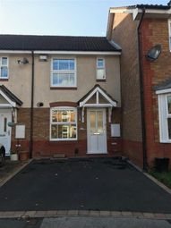 Thumbnail 2 bed terraced house to rent in Witham Croft, Solihull