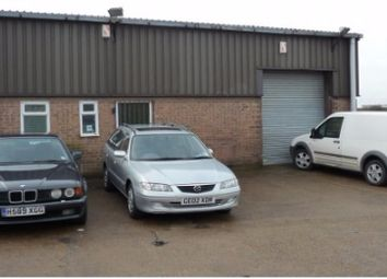 Thumbnail Warehouse to let in Arjan Way, Canvey Island