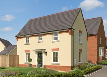 """Thumbnail 3 bed detached house for sale in """"Hatton"""" at Northfield Lane, Barnstaple"""