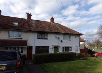 2 bed terraced house for sale in Somerford Road, Weoley Castle, Birmingham, West Midlands B29