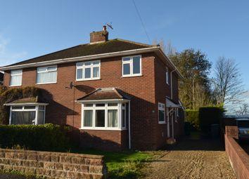 Thumbnail Semi-detached house for sale in Blair Road, Trowbridge