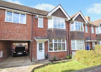 Thumbnail 3 bed terraced house to rent in Luxfield Road, Warminster, Wiltshire