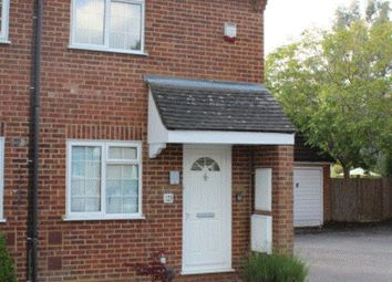 Thumbnail 2 bed terraced house to rent in Larksfield, Englefield Green, Egham