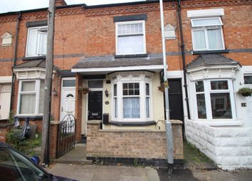 Thumbnail 2 bed terraced house for sale in Healey Street, Wigston