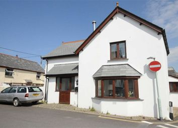 Thumbnail 3 bed end terrace house for sale in The Square, Hartland, Bideford, Devon