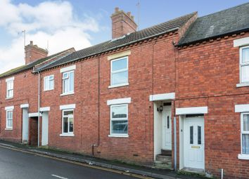 Thumbnail 2 bed terraced house for sale in St. Michaels Lane, Wollaston, Wellingborough
