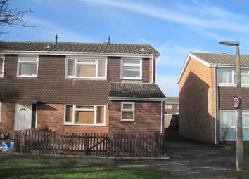 Thumbnail 4 bed semi-detached house to rent in Salcombe Close, Devon Park
