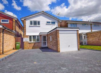 Thumbnail 3 bed detached house to rent in Lammasmead, Broxbourne, Hertfordshire