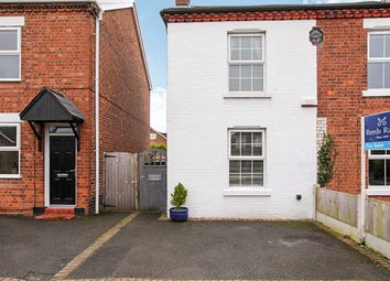 Thumbnail 2 bed semi-detached house for sale in London Road, Northwich