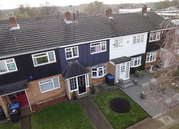 Thumbnail 3 bed terraced house for sale in Tylney Croft, Harlow, Essex
