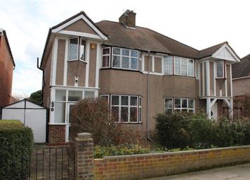 Thumbnail 3 bed semi-detached house for sale in Cavendish Avenue, Welling, Kent