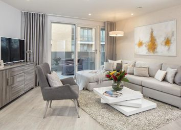 """Thumbnail 1 bed flat for sale in """"Hyde Apartments"""" at Meadowlark House Moorhen Drive, Hendon, London"""