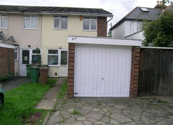 Thumbnail 3 bed end terrace house to rent in Washington Road, Worcester Park