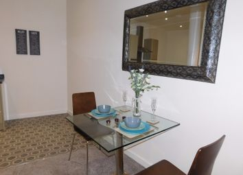 Thumbnail 1 bed flat to rent in Manor Row, Bradford