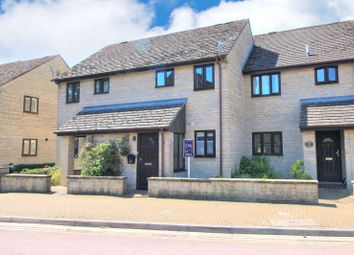 Thumbnail 2 bed terraced house for sale in Priory Close, Cirencester