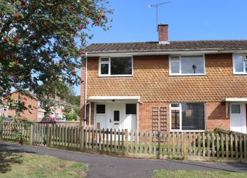 Thumbnail 3 bed end terrace house for sale in Willow Road, Bishops Waltham, Southampton