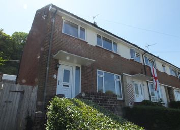 Thumbnail 3 bed end terrace house to rent in Blois Road, Lewes
