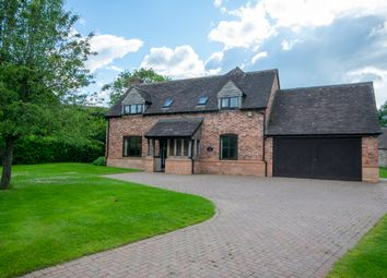 Thumbnail 4 bed detached house to rent in Plealey, Shrewsbury