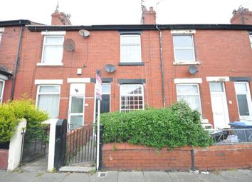 Thumbnail 2 bedroom terraced house for sale in Warwick Road, Blackpool, Lancashire