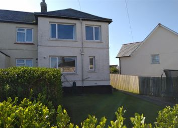 Thumbnail 3 bed semi-detached house for sale in Leader Road, Newquay