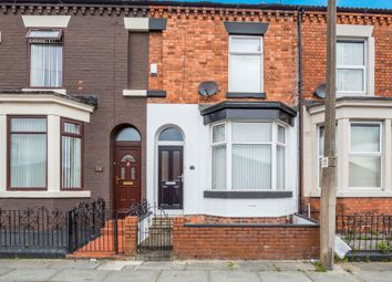 Thumbnail 3 bedroom terraced house for sale in Park Hill Road, Toxteth, Liverpool