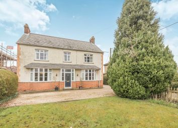Thumbnail 4 bed detached house for sale in Station Road, Lower Stondon, Henlow
