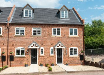 Thumbnail 3 bed terraced house for sale in Worcester Road, Hartlebury, Kidderminster