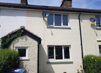 Thumbnail 2 bed terraced house for sale in Lydden, Dover