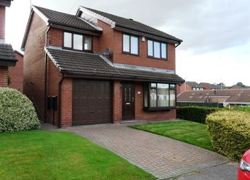 Thumbnail 4 bed detached house to rent in Sandmead Close, Morley, Leeds
