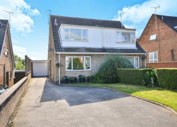 Thumbnail 2 bed semi-detached house for sale in Common Road, Huthwaite, Sutton-In-Ashfield