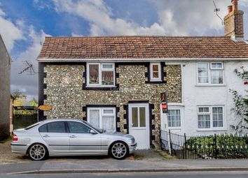 Thumbnail 2 bed end terrace house to rent in Shipdham Road, Dereham
