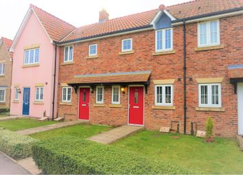 Thumbnail 2 bed terraced house for sale in Sunrise Drive, Filey