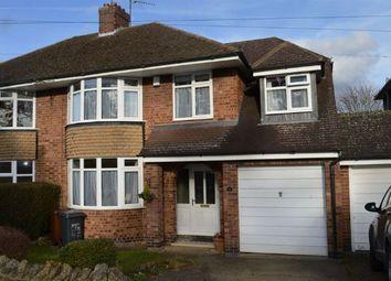 Thumbnail 5 bedroom semi-detached house for sale in Ashley Way, Westone, Northampton