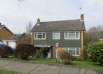 Thumbnail 4 bedroom detached house for sale in Fern Road, St Leonards-On-Sea, East Sussex