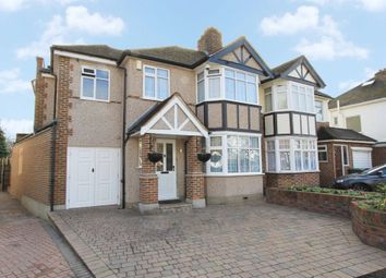 Thumbnail 4 bed semi-detached house for sale in Southbourne Close, Pinner