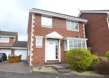 Thumbnail 4 bed detached house for sale in Crispin Close, Stratone Village, Swindon