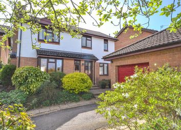 Thumbnail 4 bed detached house for sale in St. Bartholomews Close, Cam
