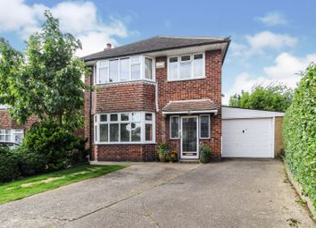 Thumbnail 3 bed detached house for sale in Charnwood Avenue, Littleover, Derby