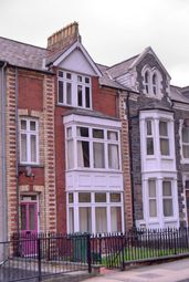 Thumbnail 1 bedroom flat to rent in Llanbadarn Road, Aberystwyth