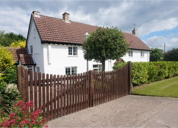 Thumbnail 5 bed detached house for sale in Valley Road, Darrington, Pontefract, Wakefield