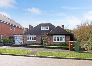 Thumbnail 3 bed bungalow for sale in Newberries Avenue, Radlett