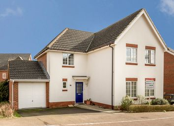 Thumbnail 4 bed detached house for sale in Spindlewood End, Ashford, Kent