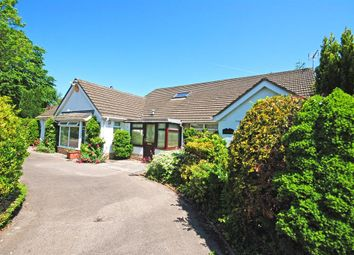 Thumbnail 4 bed detached bungalow for sale in Ty'r Winch Road, Old St. Mellons, Cardiff