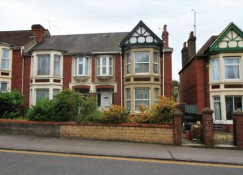 Thumbnail 4 bedroom terraced house to rent in Kingshill Road, Swindon