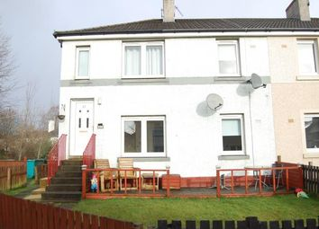 Thumbnail 2 bed flat to rent in Millfield Avenue, Motherwell