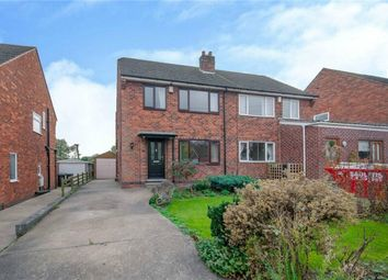 Thumbnail 3 bed semi-detached house for sale in Norman Close, Beeston, Nottingham