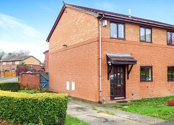Thumbnail 3 bed semi-detached house for sale in Terrig Way, Summerhill, Wrexham