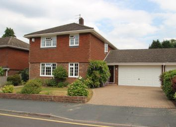 Thumbnail 4 bed detached house for sale in College Drive, Tunbridge Wells