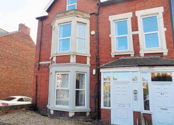 Thumbnail 4 bedroom flat to rent in Simonside Terrace, Heaton, Newcastle Upon Tyne